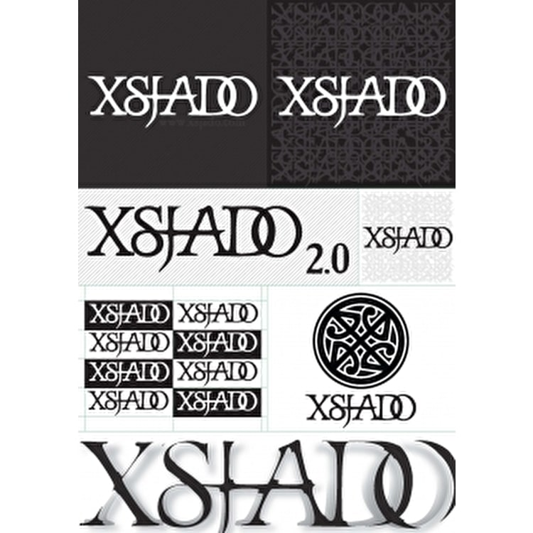 Xsjado Stickerpack