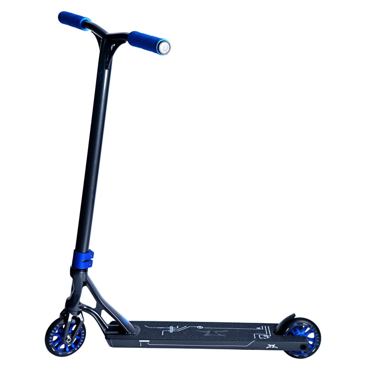 AO Scooters 2018 Quadrum 2 Complete Scooter - Grey