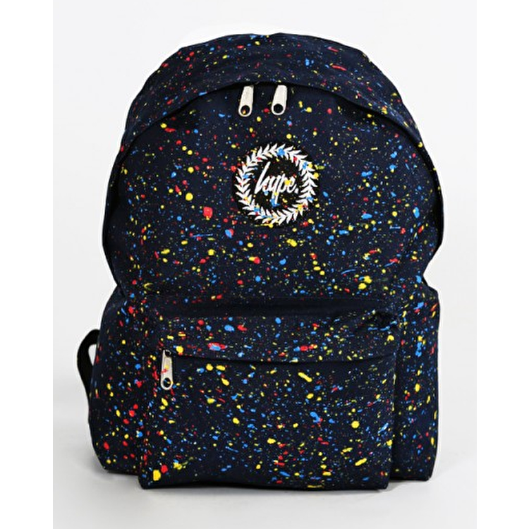 Hype Primary Backpack - Navy/Multi