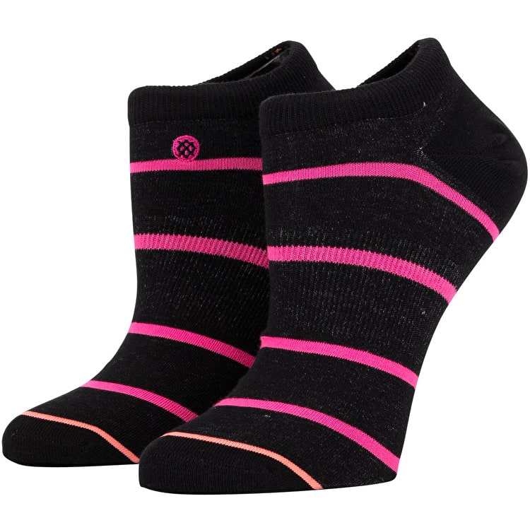 Stance Anklet - Ally Womens Socks - Black