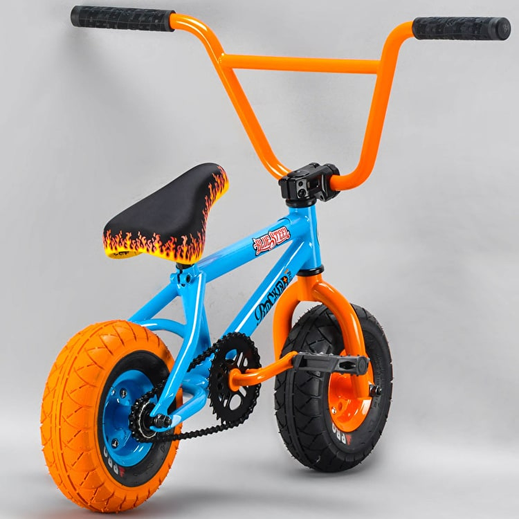 Rocker Mini BMX - Blue Steel IROK