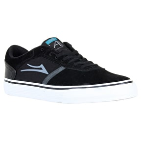 Lakai Vincent 2 Shoes - Black Suede