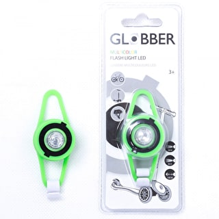 Globber Flash Light LED - Green