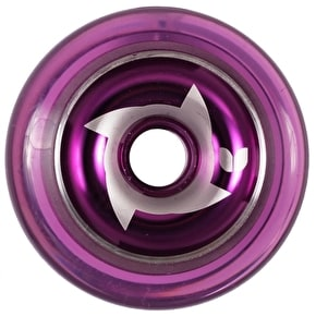 Blazer Pro Metal Core Shuriken Wheel - Purple 100mm