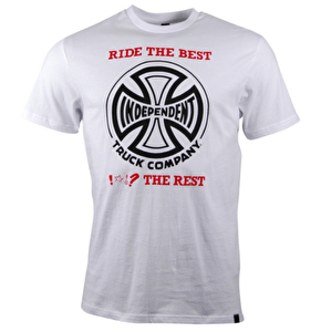 Independent R.T.B. T-Shirt - White