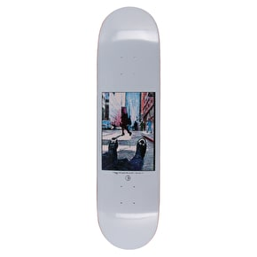 Polar Happy Sad Skateboard Deck - New York City 8.13