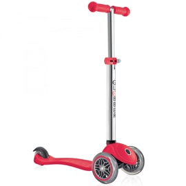 Globber My Free Primo Complete Scooter - New Red