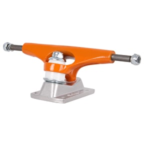 Krux K4 Skateboard Trucks - Orange 8