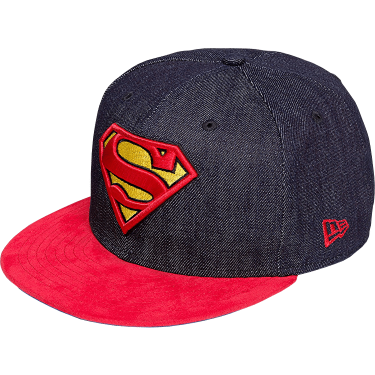 New Era 9Fifty Superman Snapback Cap