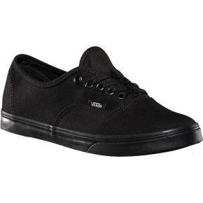 Vans Authentic Lo Pro Shoes - Black/Black