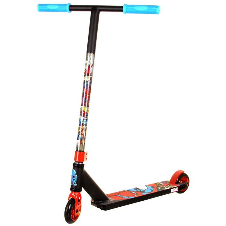 Madd x Marvel Whip Extreme Scooter - The Amazing Spider Man