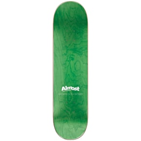 Almost Grower Not Shower R7 Skateboard Deck - Daewon 8