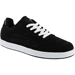 Lakai RH (Rick Howard) Skate Shoes - Black Suede UK Size 7 (B-Stock)