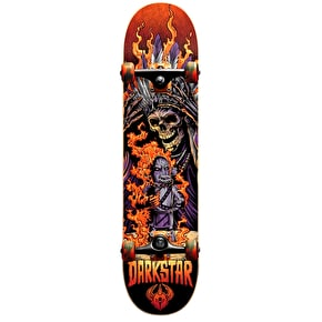 Darkstar Torch Complete Skateboard - Orange 8''