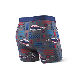 Saxx Vibe Boxers - Spitfire