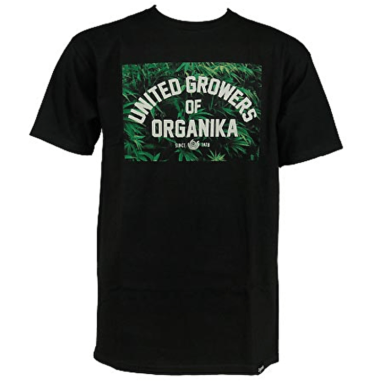 Organika Unified T-Shirt - Black