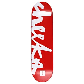 Chocolate Nickname Series Skateboard Deck 8.375