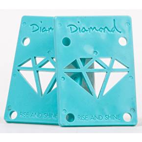 Diamond Rise and Shine Risers - Diamond Blue