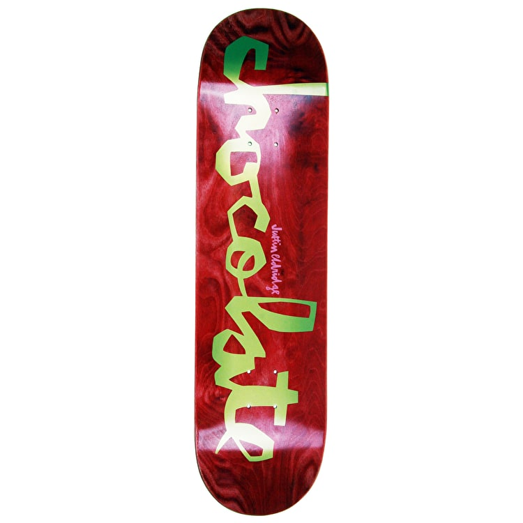 Chocolate Original Chunk Skateboard Deck - Eldridge 8.25""