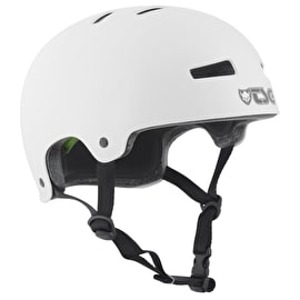 TSG Evolution Injected Helmet - White