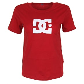 DC Star Kids T-Shirt - Medium Red