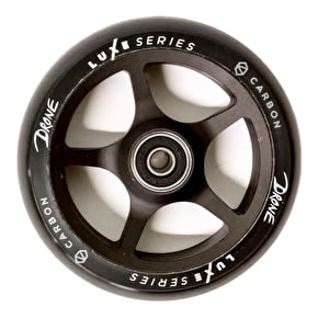 Drone Luxe Series 120mm Scooter Wheel - Black
