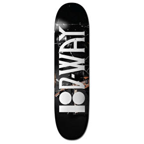 Plan B Skateboard Deck - Tunes Way 8.25