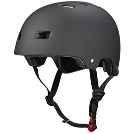 B-Stock Bullet Deluxe Helmet - Matt Black Small/Medium (Box Damage)