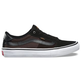 Vans Style 112 Pro Dakota Roche Skate Shoes - Black/Mole