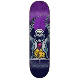 Creature Wilkins Conductor Skateboard Deck - 8.8