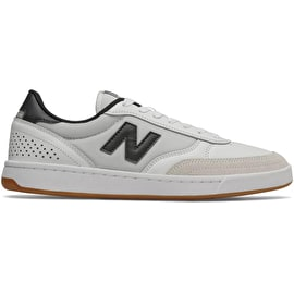 New Balance 440 Skate Shoes - White/Black