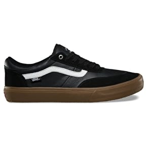 Vans Gilbert Crockett 2 Pro Skate Shoes - Black/White/Gum