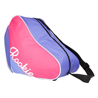 Rookie Logo Skate Bag - Purple/Pink