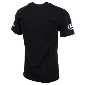 Gold Club T-Shirt - Black