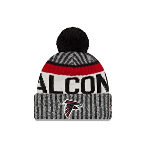 New Era NFL Sideline Beanie - Atlanta Falcons