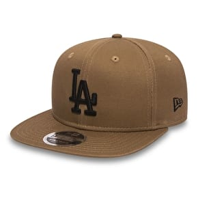 New Era 9FIFTY Originators LA Cap - Kahki/Black