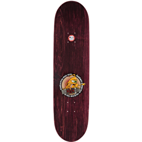 Toy Machine Romero Drunk Mouseketeer Skateboard Deck - 8.375