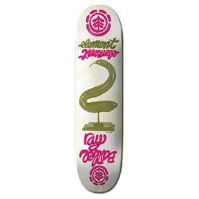 Element Skateboard Deck - Bronze Featherlight Barbee 8.125