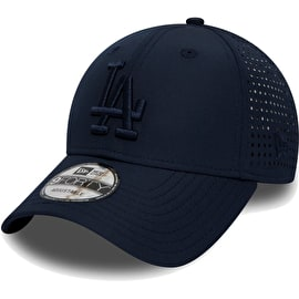 New Era Los Angeles Dodgers 9FORTY Feather Perf Cap - Oceanside Blue