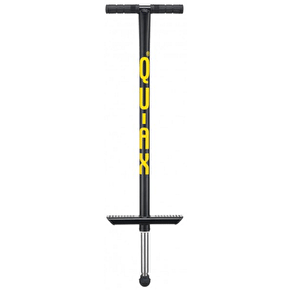 Qu-Ax V200 Under 80kg Pogo Stick - Black