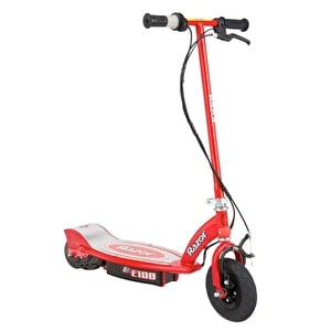 Razor E100 Electric Scooter - Red (B-Stock)