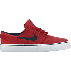 Nike SB Stefan Janoski Kids Shoes - University Red/Midnight Turquoise