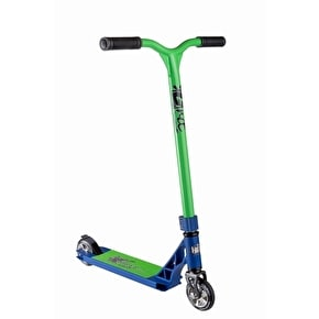 Grit 2017 Fluxx Mini Complete Scooter - Blue/Green