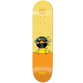 Enjoi Dingleballdom R7 Skateboard Deck - Rojo 8.25