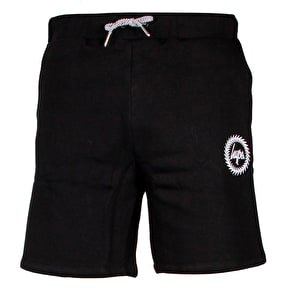 Hype Crest Shorts - Black