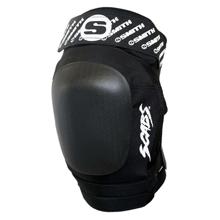 Smith Scabs Elite II Knee Pads - Black/Black