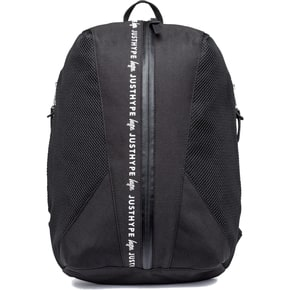 Hype Mesh Sports Backpack - Black/White