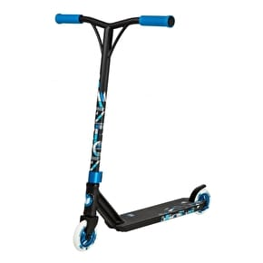 Blazer Pro Mosaic Series Complete Scooter - Black/Blue