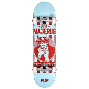 Flip Two-Tone Majerus Custom Skateboard 8.25
