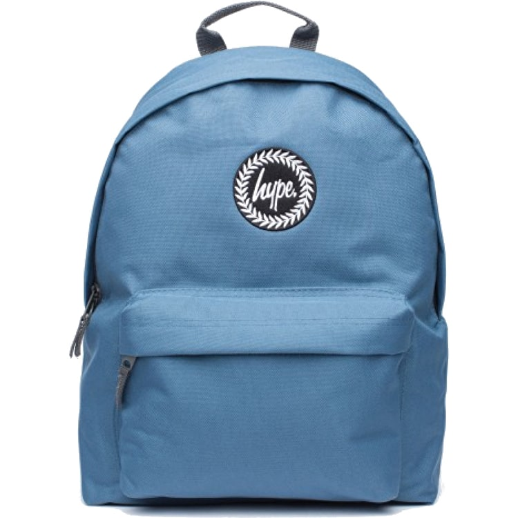 Hype Badge Backpack - Airforce Blue